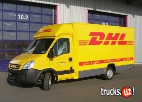 Iveco Daily DHL