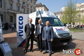 Iveco Daily Fedex